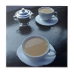 Coffee Break - Coffee for Two Ceramic Tile
