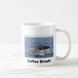 Coffee Break! Coffee Mug