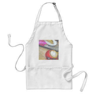 Coffee Break Collection Adult Apron