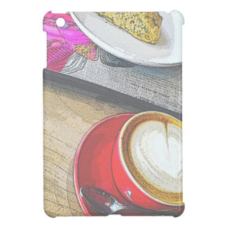 Coffee Break Collection iPad Mini Case