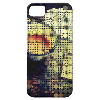 Coffee Break - Cool dots iPhone 5 Cover