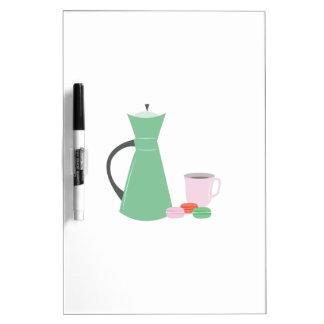 Coffee Break Dry-Erase Whiteboard