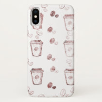 Coffee Break iPhone X Case