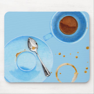 Coffee Break Mousepad