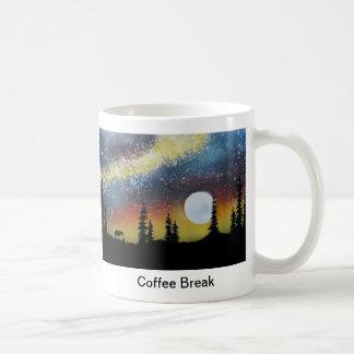 Coffee Break mug Coffee Mug