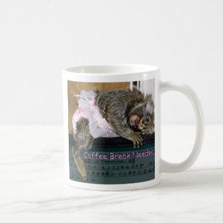 Coffee Break Needed Coffee Mug