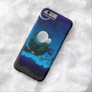 Coffee break owl barely there iPhone 6 case