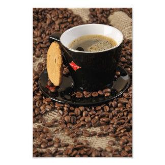 Coffee break art photo