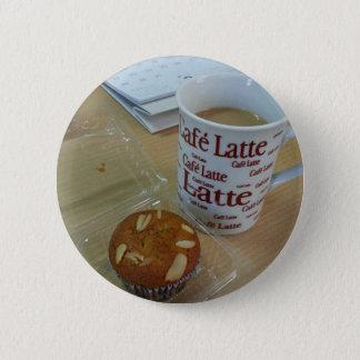 Coffee Break Pinback Button