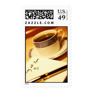 COFFEE BREAK   Postage Stamps