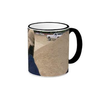 Coffee Break Ringer Mug