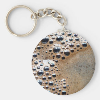 Coffee Bubbles Keychain