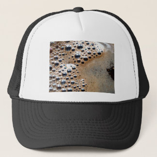 Coffee Bubbles Trucker Hat