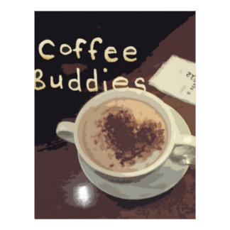 coffee buddies flyer