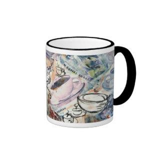 Coffee Bureau Coffee Mugs