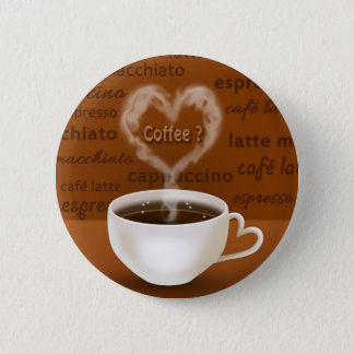 Coffee? - Button
