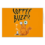 Coffee BUZZ!? Card