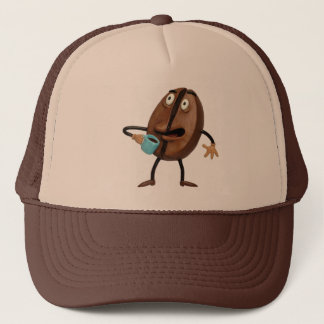 Coffee Buzz Trucker Hat