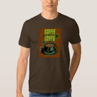 Coffee / Caffeine / Java Junky Shirt