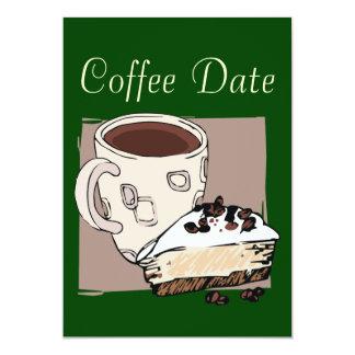 Coffee Cake Card