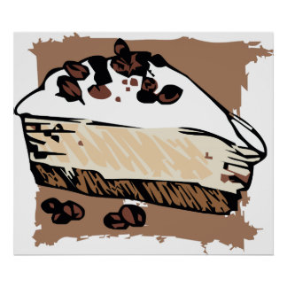 Coffee Cake Poster
