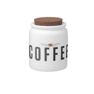 COFFEE CANDY DISH