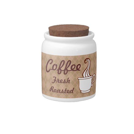 Coffee Canister Candy Jars
