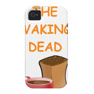 COFFEE VIBE iPhone 4 CASE