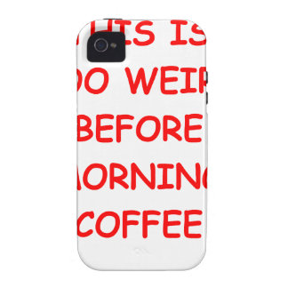 COFFEE Case-Mate iPhone 4 COVER