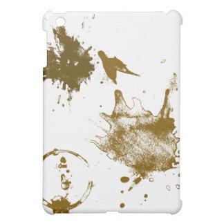 coffee catastrophe iPad mini case