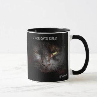 Coffee Cats The Darker the Better Mug