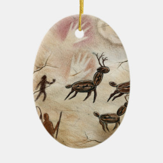 Coffee Cave Art Ornament