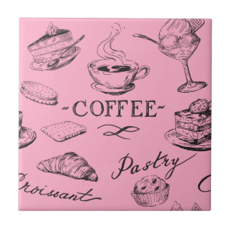 Coffee Ceramic Tile