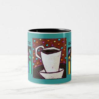 coffee chatter mug