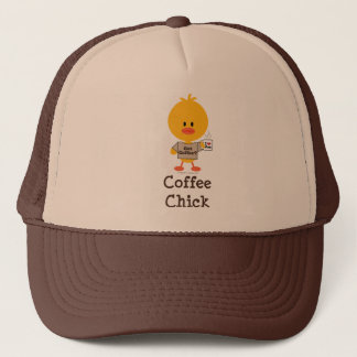 Coffee Chick Hat