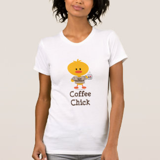 Coffee Chick Tee Shirt