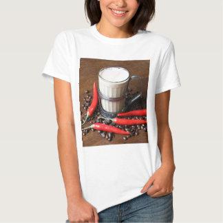 COFFEE & CHILI T SHIRT