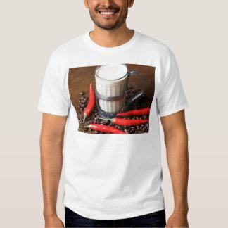 COFFEE & CHILI TEE SHIRT