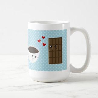 Coffee & Chocolate Love Coffee Mug