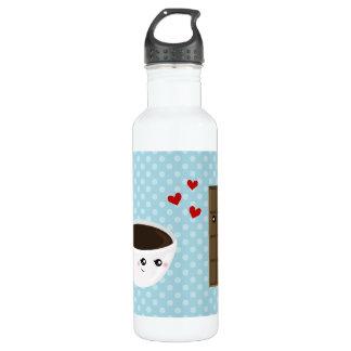 Coffee & Chocolate Love 24oz Water Bottle