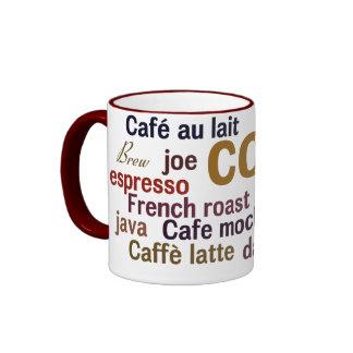 Coffee Cloud mug