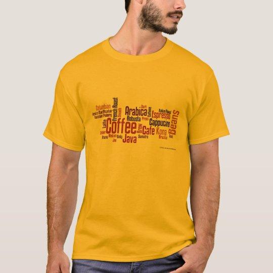 Coffee cloud T-Shirt