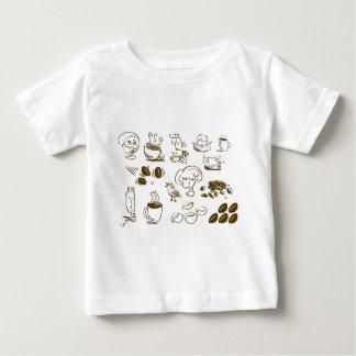 Coffee Coffee Coffee Baby T-Shirt