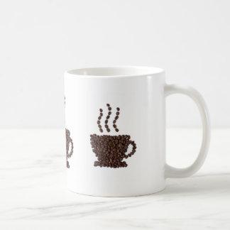 coffee, coffee, coffee classic white coffee mug