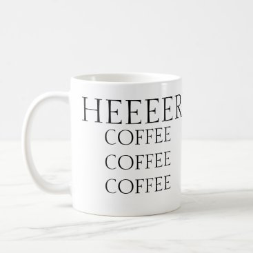partridgelanestudio Coffee Coffee Coffee Mug