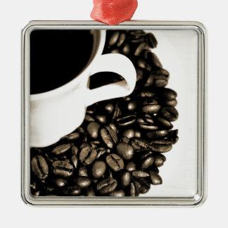 Coffee/coffee Metal Ornament