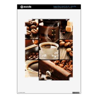 Coffee Collage iPad 3 Skin
