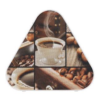 Coffee Collage Speaker
