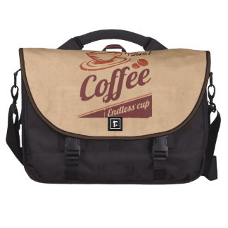 Coffee Computer Bag