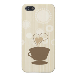 Coffee Cover For iPhone SE/5/5s
